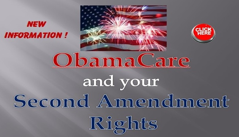 Obamacare and the Second Amendment